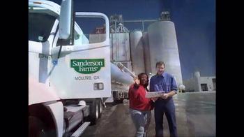 Sanderson Farms TV Spot, 'Merry Christmas and Happy Holidays' - Thumbnail 1