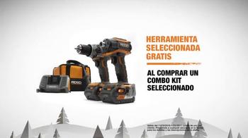 The Home Depot Black Friday Savings TV Spot, 'Herramientas' [Spanish] - Thumbnail 7