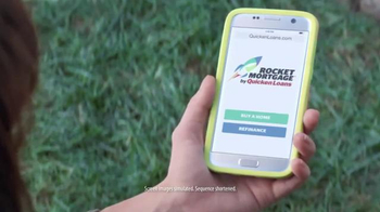 Quicken Loans Rocket Mortgage TV Spot, 'Get a Home Loan Fast' - Thumbnail 5