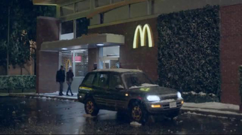 McDonald's McPick 2 TV Spot, 'Better Luck Next Year: McRib' - 1 commercial airings