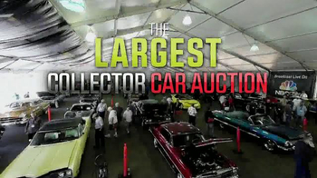Mecum Auctions TV Spot, 'The Largest Collector Car Auction in the World' - Thumbnail 2