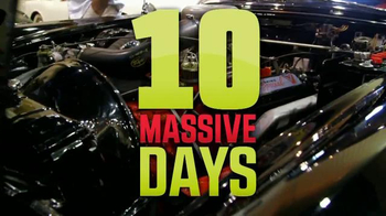 Mecum Auctions TV Spot, 'The Largest Collector Car Auction in the World' - Thumbnail 6
