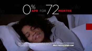 Mattress Firm Thanksavings Sale TV Spot, 'Weekend Savings' - Thumbnail 6