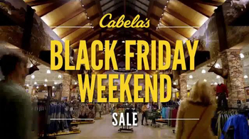 Cabela's Black Friday Weekend Sale TV Spot, 'Footwear and Optics' - Thumbnail 1