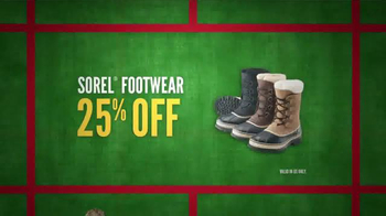 Cabela's Black Friday Weekend Sale TV Spot, 'Footwear and Optics' - Thumbnail 2