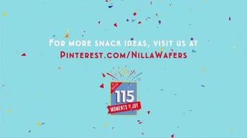 Nilla Wafers TV Spot, 'Nilla Holiday Cake Bites' - Thumbnail 10