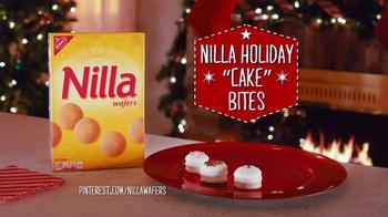 Nilla Wafers TV Spot, 'Nilla Holiday Cake Bites' - Thumbnail 8