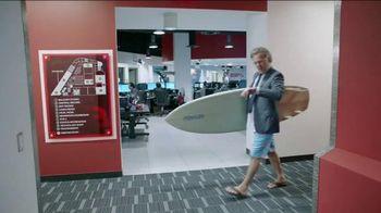 Fitbit Flex 2 TV Spot, 'SportsCenter: Surfs Up' Featuring Neil Everett - 7 commercial airings