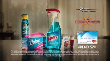 S.C. Johnson & Son TV Spot, 'Discovery Family Channel: Share Your Thanks' - Thumbnail 6