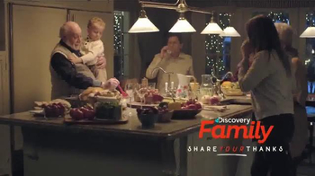 S.C. Johnson & Son TV Spot, 'Discovery Family Channel: Share Your Thanks' - Thumbnail 5