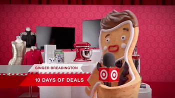 Target 10 Days of Deals TV Spot, 'Arrived'