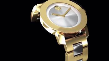 Movado Bold TV Spot, 'Silver and Gold' - Thumbnail 6