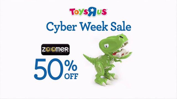 Toys R Us Cyber Week Sale TV Spot, 'Chomplingz' - Thumbnail 7