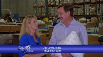 My Pillow TV Spot, 'Welcome to the Factory' Featuring Jann Carl - 10 commercial airings