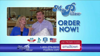 My Pillow TV Spot, 'Welcome to the Factory' Featuring Jann Carl - Thumbnail 6
