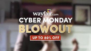 Wayfair Cyber Monday Blowout Sale TV Spot, 'Save Big' - 292 commercial airings