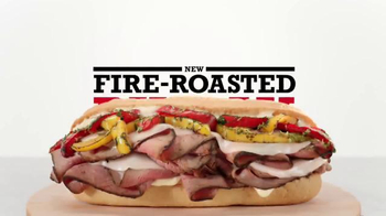 Arby's Fire-Roasted Philly Sandwich TV Spot, 'Fresh' - Thumbnail 8