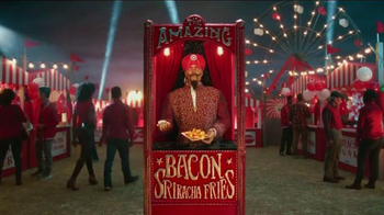 Wendy's Bacon Sriracha Fries TV Spot, 'Fair' - 3689 commercial airings