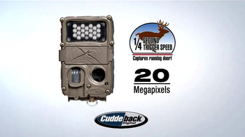 Cuddeback Long Range IR Camera TV Spot, '20 Megapixel Images' - Thumbnail 1