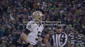 NFL Shop TV Spot, 'Chicago in January: Holiday Discount' Feat. Drew Brees - Thumbnail 2