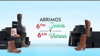 Shoe Carnival TV Spot, 'Los primeros 100 clientes' [Spanish] - Thumbnail 1