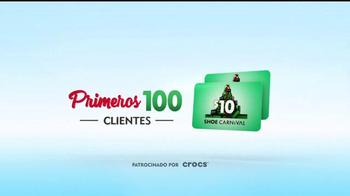 Shoe Carnival TV Spot, 'Los primeros 100 clientes' [Spanish] - Thumbnail 2