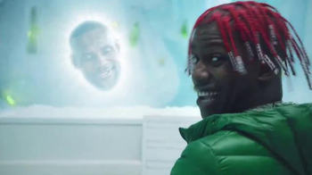 Sprite TV Spot, \'Lil Yachty Is in an Ice Cave Singing a Song About Sprite\'