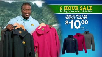Bass Pro Shops 6 Hour Sale TV Spot, 'Fleece, Jeans & GPS' - Thumbnail 3