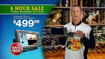 Bass Pro Shops 6 Hour Sale TV Spot, 'Fleece, Jeans & GPS' - Thumbnail 5