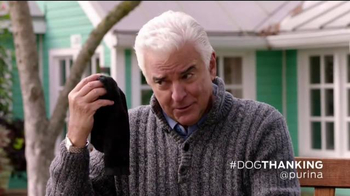 Purina TV Spot, 'How Dogs Show Love' Featuring John O'Hurley - 22 commercial airings