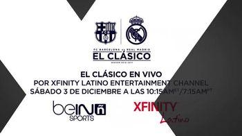 XFINITY Latino TV Spot, 'El Clásico en vivo' [Spanish]