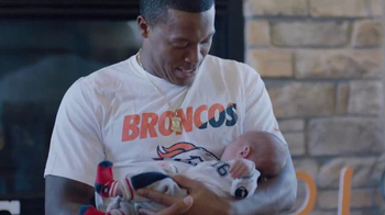 NFL TV Spot, 'Football Is Family: Super Bowl 50 Baby Shower' - Thumbnail 6