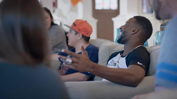 NFL TV Spot, 'Football Is Family: Super Bowl 50 Baby Shower' - Thumbnail 7