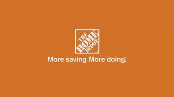 The Home Depot Black Friday Savings TV Spot, 'Online' - Thumbnail 7