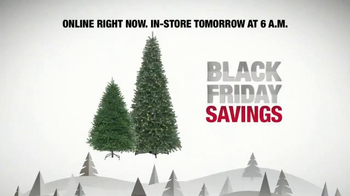 The Home Depot Black Friday Savings TV Spot, 'Online' - Thumbnail 4