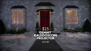 Big Lots TV Spot, 'Holidays 2016: Kaleidoscope Projector'