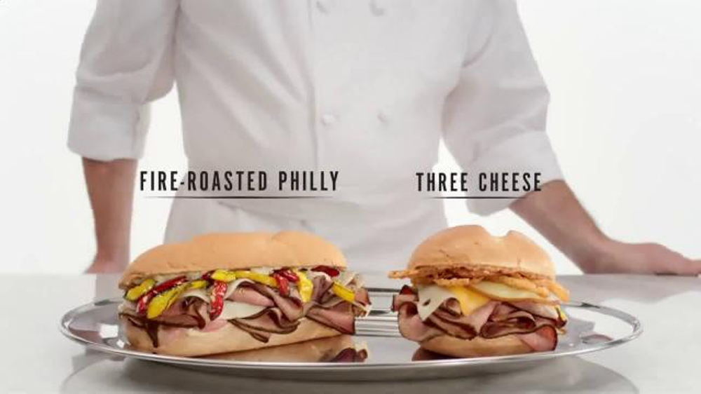 Arby's Angus Steak Sandwiches TV Commercial, 'Vegetarians'