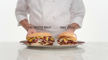 Arby's Angus Steak Sandwiches TV Spot, 'Vegetarians' - Thumbnail 1