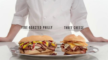 Arby's Angus Steak Sandwiches TV Spot, 'Vegetarians' - Thumbnail 4