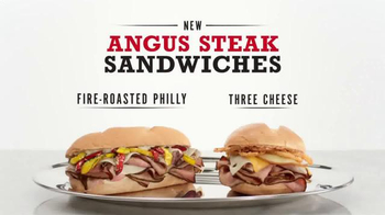 Arby's Angus Steak Sandwiches TV Spot, 'Vegetarians' - Thumbnail 6