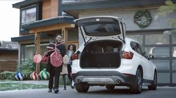 2017 BMW X3 xDrive28i TV Spot, 'Holidays: The Road Home' - 309 commercial airings