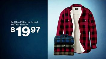 Bass Pro Shops Holiday Sale TV Spot, 'Buffalo Flannel'