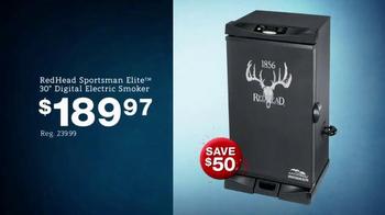 Bass Pro Shops Cyber Week Sale TV Spot, 'Electric Smoker' - Thumbnail 6