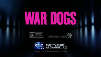 DIRECTV Cinema TV Spot, 'War Dogs' - Thumbnail 10