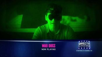 DIRECTV Cinema TV Spot, 'War Dogs' - Thumbnail 3