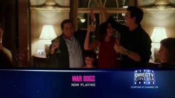 DIRECTV Cinema TV Spot, 'War Dogs' - Thumbnail 4