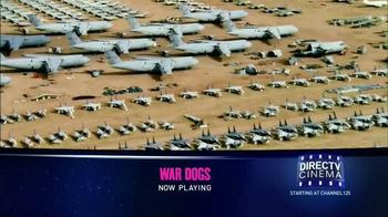 DIRECTV Cinema TV Spot, 'War Dogs' - Thumbnail 5