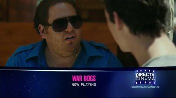 DIRECTV Cinema TV Spot, 'War Dogs'