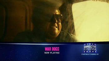 DIRECTV Cinema TV Spot, 'War Dogs' - Thumbnail 7