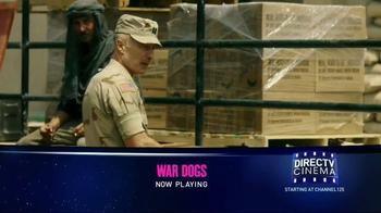 DIRECTV Cinema TV Spot, 'War Dogs' - Thumbnail 8